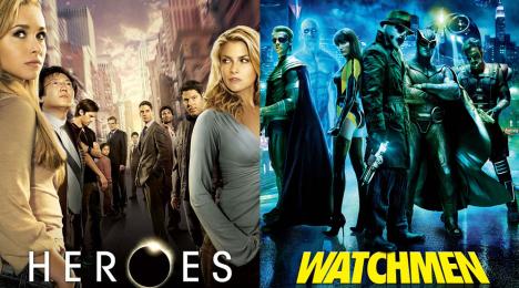 heroes+watchmen