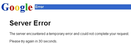 gmail.giu.non.funziona.blackout