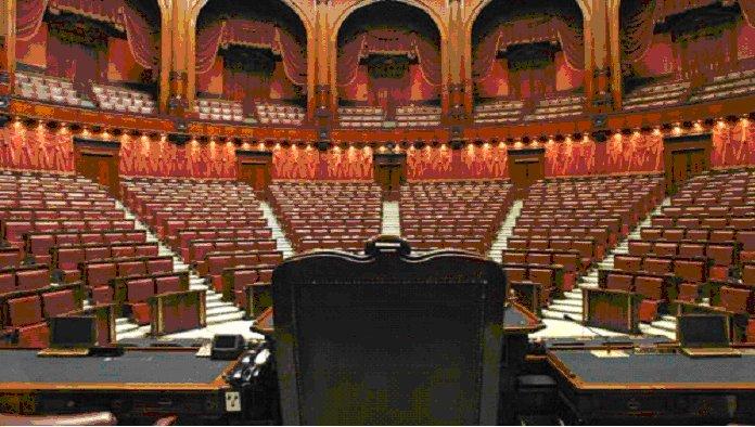 Niente ferie 2011 per il parlamento italiano cittadino for Parlamento montecitorio