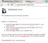 ipmart-italia-errore database
