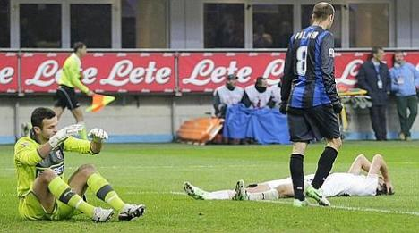 Inter-Palermo 1-0