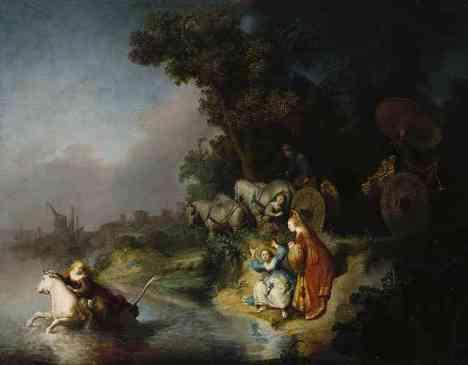 Rembrandt_-_Il_rapimento_di_Europa
