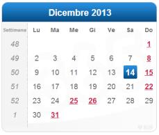 14 dicembre