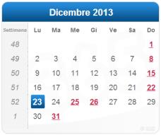 23 dicembre