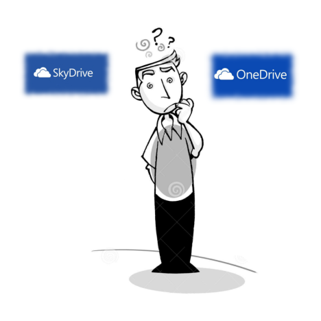 indeciso skydrive onedrive