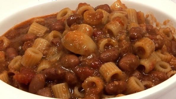 La ricetta della pasta e fagioli freschi