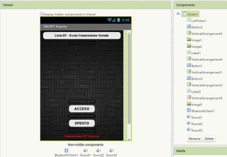 MIT App Inventor 2