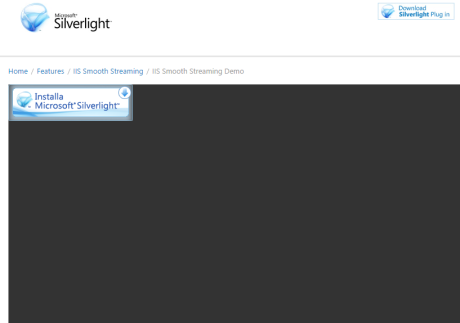 ChromeSilverlight