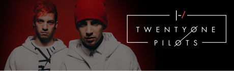 twenty one pilots Official Website  Music  Videos  Photos  Lyrics  Tour Dates
